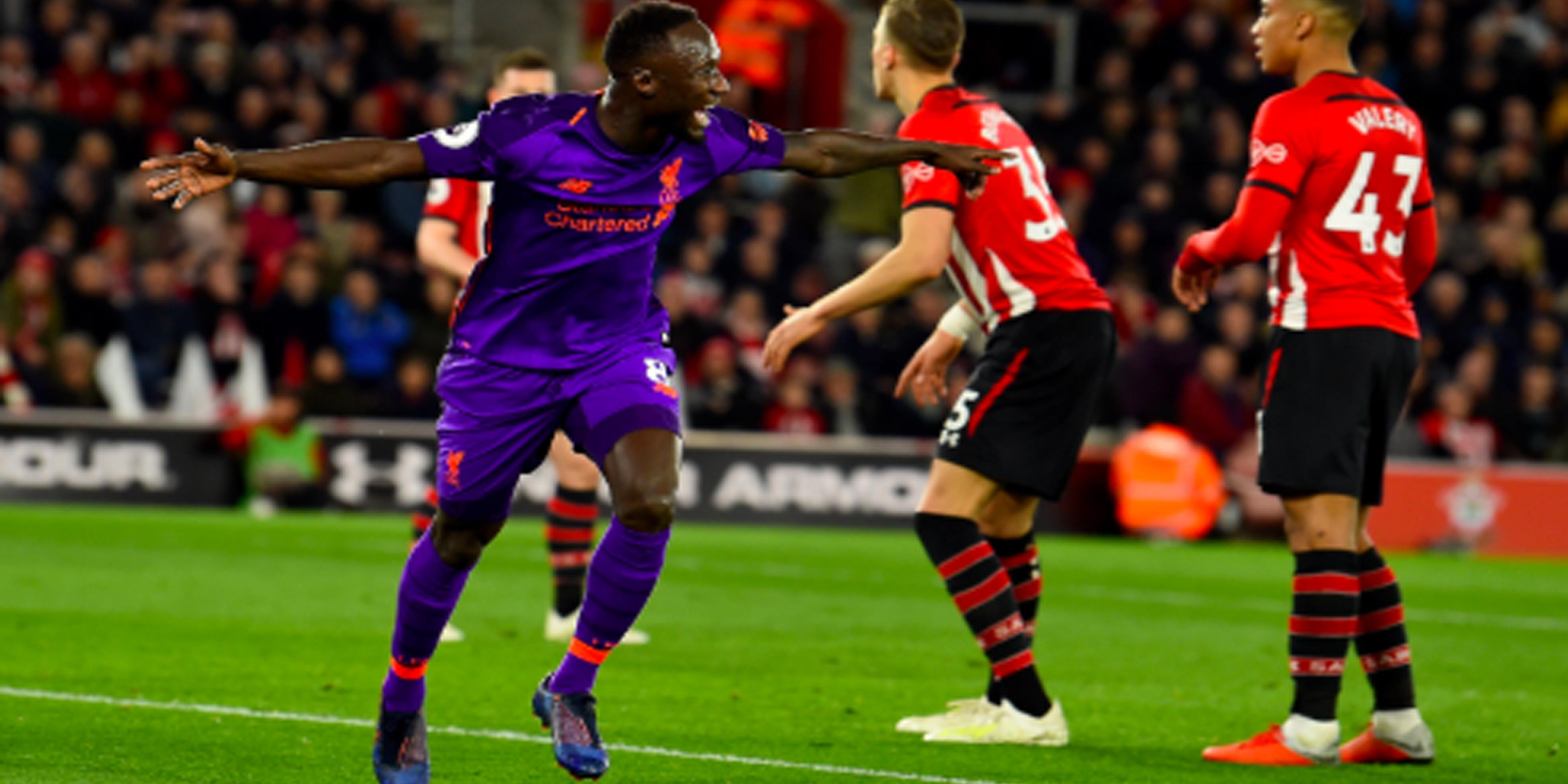 Liverpool : Naby Keita (enfin) buteur !